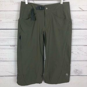 Mountain Hardwear Capris Cropped Pants